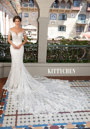 KITTYCHEN HOLLY, H2019 Mermaid Wedding Dress