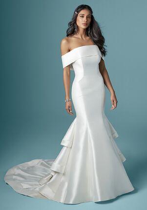 Maggie Sottero JUSTINE Mermaid Wedding Dress