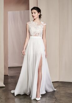 Justin Alexander Signature Linnea Sheath Wedding Dress