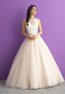 Allure Romance 3011 Ball Gown Wedding Dress