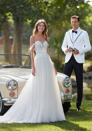 Aire Barcelona CINCINNATI A-Line Wedding Dress