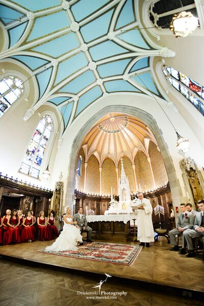The Grosse Pointe Academy, Weddings & Receptions