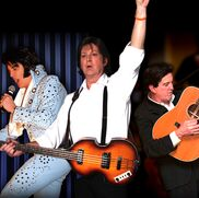 Randallstown, MD Elvis Impersonator | Jed Duvall as Elvis, Cash and McCartney