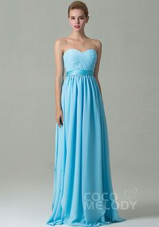 CocoMelody Bridesmaid Dresses COZF140A1 Sweetheart Bridesmaid Dress