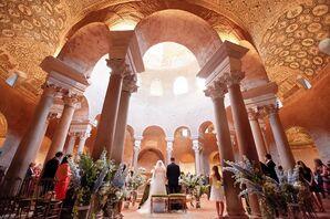 Mausoleum of Santa Costanza in Rome, Italy