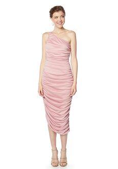 #LEVKOFF 7121 One Shoulder Bridesmaid Dress