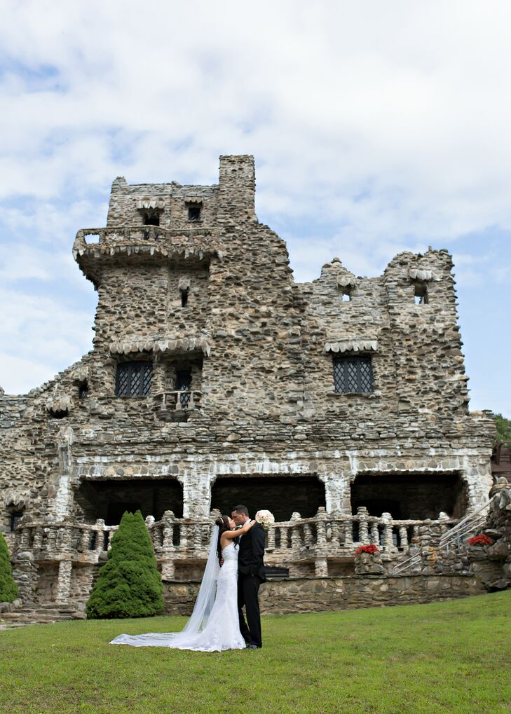 Gillette Castle in Haddam, Connecticut wedding venue