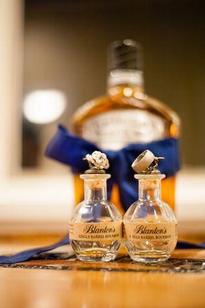 Rings on Bourbon Bottles