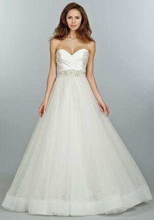 Tara Keely by Lazaro 2457 Ball Gown Wedding Dress
