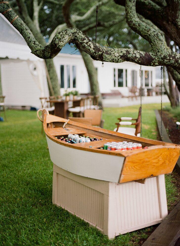 Boat Drink Display