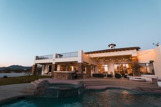 The Desert Hacienda