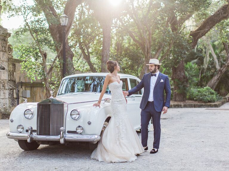 10 Fun Wedding Transportation Ideas