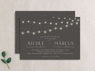 Summer Wedding Invitation Ideas to Impress Your Guests