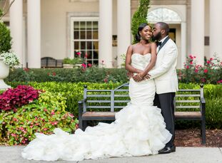 """Nasheila Blakney (26 and a health care professional) jokes she's the """"ultimate princess."""" Fittingly, once engaged to Jermaine Rutherford (32 and also"""