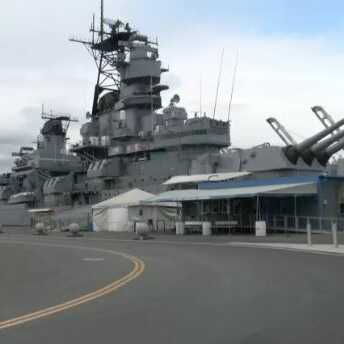 Located in San Pedro, CA, Battleship IOWA Museum is a retired battleship that offers a selection of event spaces. Perfect for large events, Iowa's Dockside Plaza is an outdoor setting situated beside the boat. In addition to educating visitors about the region's maritime history, Battleship IOWA Museum welcomes everyone to celebrate events at this one-of-a-kind venue.   The Space Iowa's Dockside Plaza can accommodate between 800 and 1,500 attendees. Partygoers will surely be impressed by the...