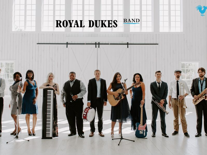 Royal Dukes Band - Cover Band - Dallas, TX