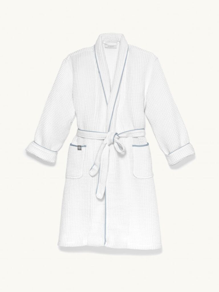 Plush bath robe cute Valentine's Day gift for her