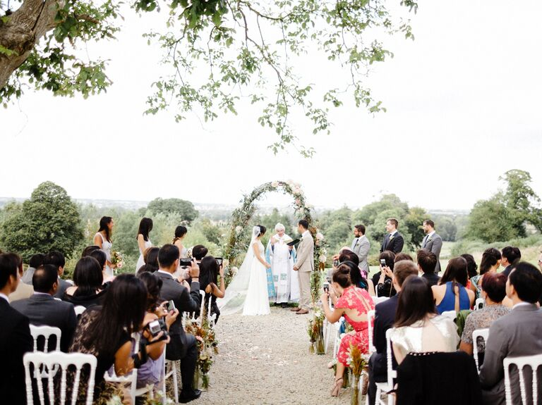 Image result for countryside wedding