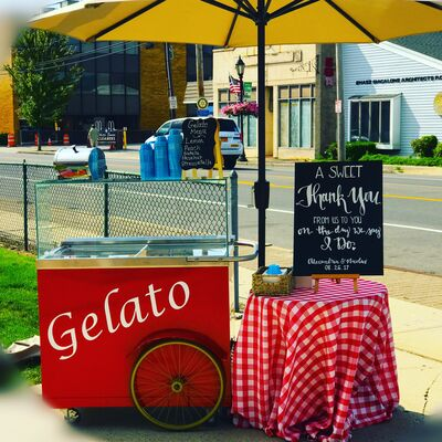 Gelato Kings Gelato Cart Catering