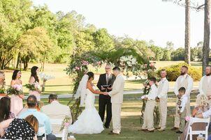 Wedding reception venues in orlando fl the knot victoria hills golf club hampton golf deland fl junglespirit Images