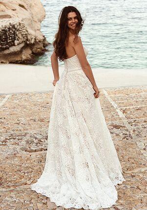 Lillian West 66115 A-Line Wedding Dress