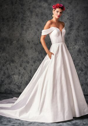 Privé by Jasmine A229006 A-Line Wedding Dress