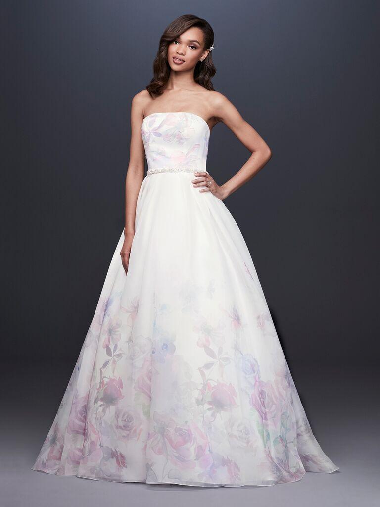 david u0026 39 s bridal spring 2019 collection  bridal fashion week