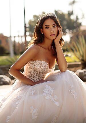 Moonlight Collection J6744 Ball Gown Wedding Dress