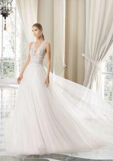 Rosa Clará Couture MALAYA Ball Gown Wedding Dress