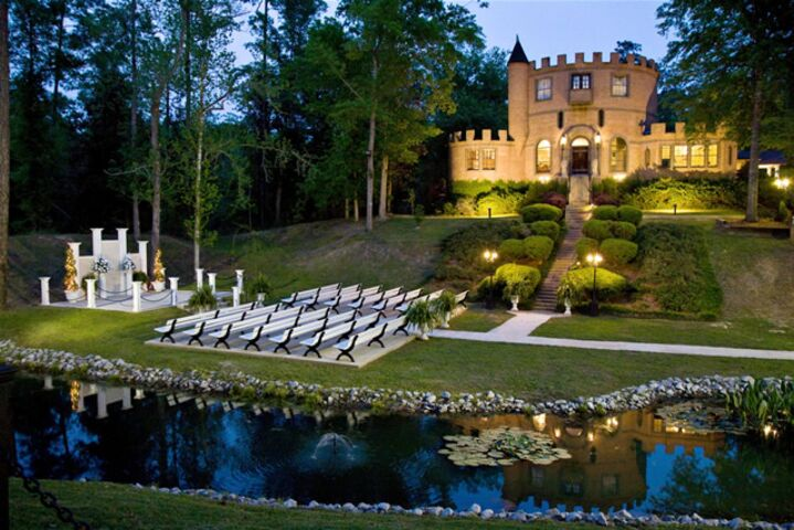 Louisiana Castle Franklinton La