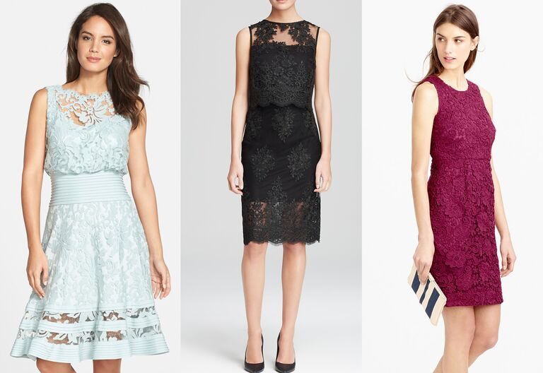 Cocktail Dresses for Summer Weddings