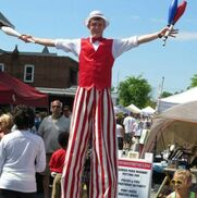 Kernersville, NC Circus Act | Sky's Entertainment Services