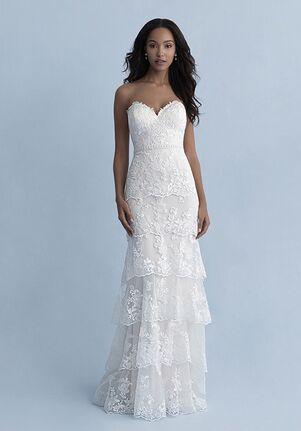 Disney Fairy Tale Weddings D268 - Tiana Sheath Wedding Dress