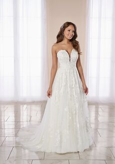 Stella York 7064 A-Line Wedding Dress