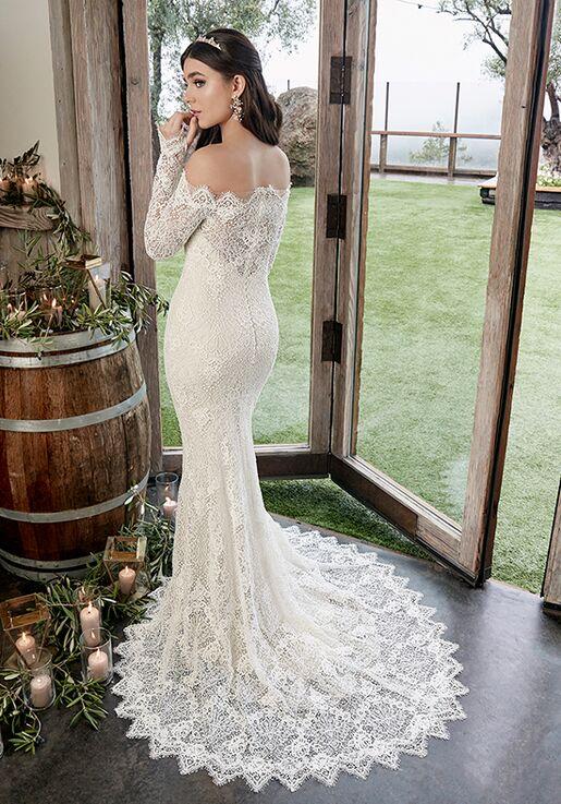 Casablanca Bridal 2428 Reese Mermaid Wedding Dress