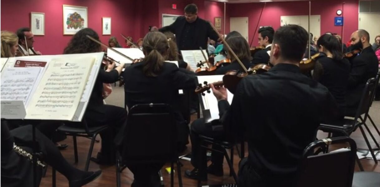 Long Island Philharmonia Chamber Orchestra - Woodwind Ensemble - Greenlawn, NY