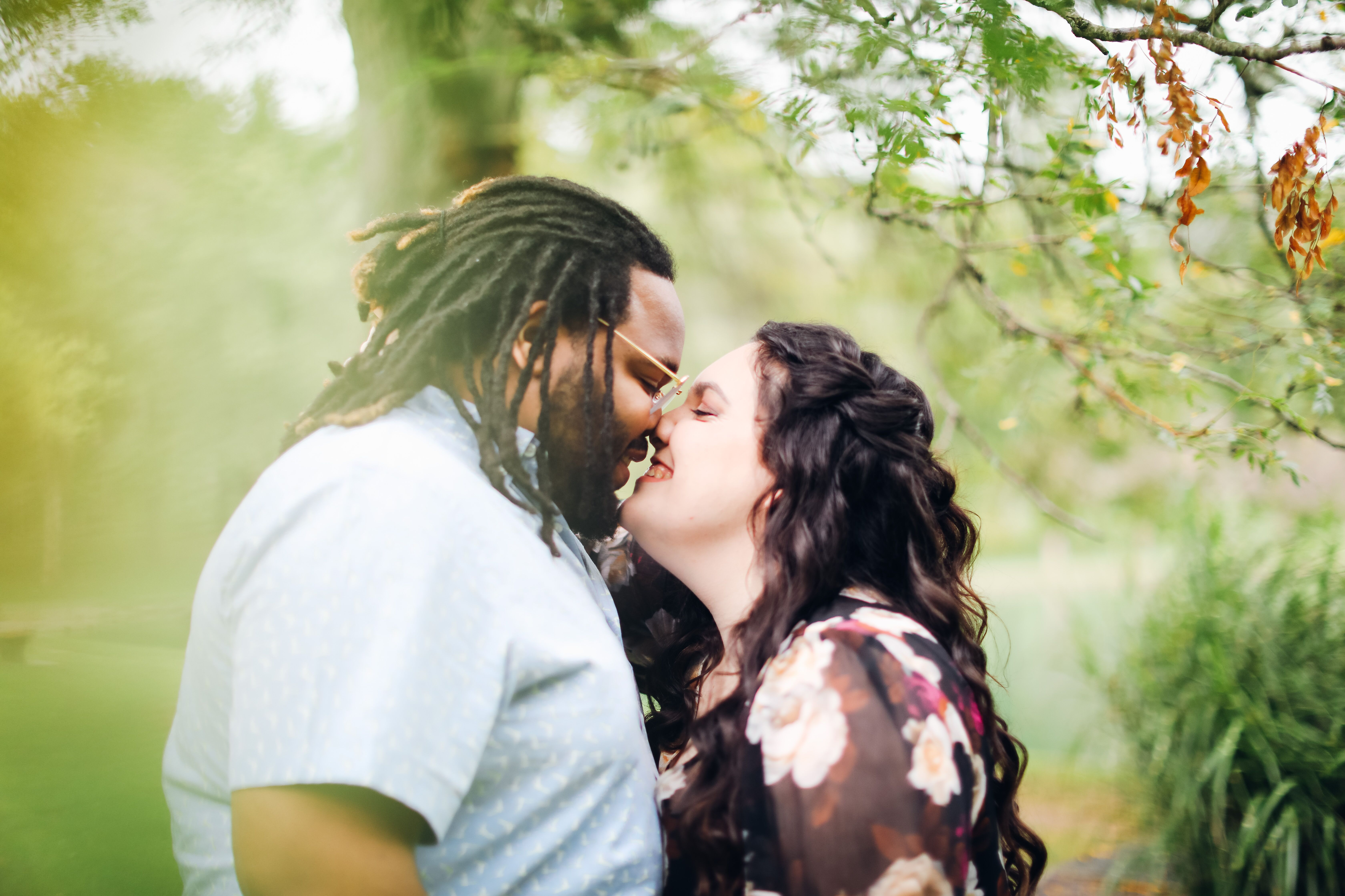 Image 1 of Brenna and Dondre