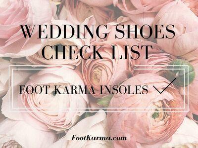 Foot Karma High Heel Insoles and Orthotics