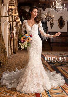 KITTYCHEN Couture DAISIE, K2022 Mermaid Wedding Dress