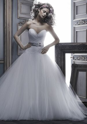 Amaré Couture B051 Ball Gown Wedding Dress