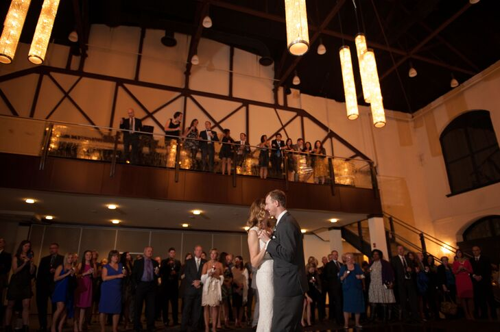 First Dance at Phoenixville Foundry