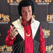 Baltimore, MD Elvis Impersonator | Richard Blane