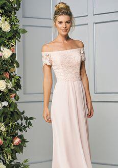 B2 Bridesmaids by Jasmine B193059 Off the Shoulder Bridesmaid Dress