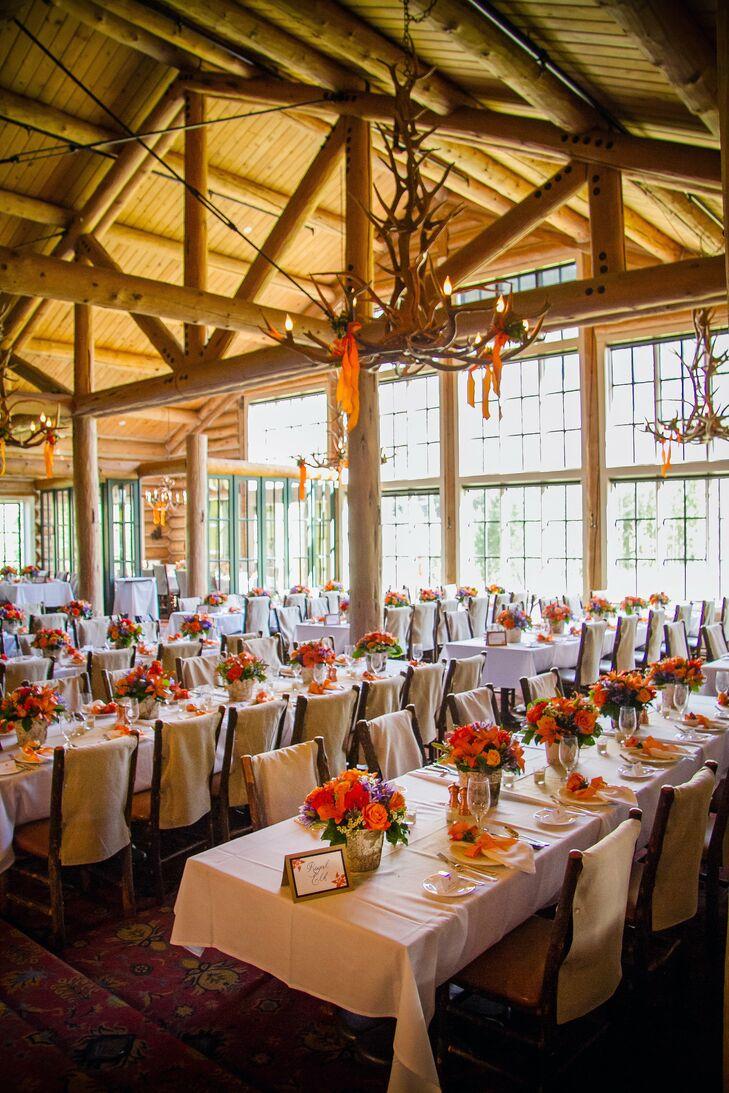 Beano's Cabin Wedding Reception