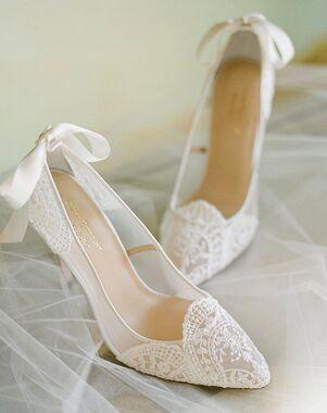 Bella Belle GISELLE Ivory Shoe