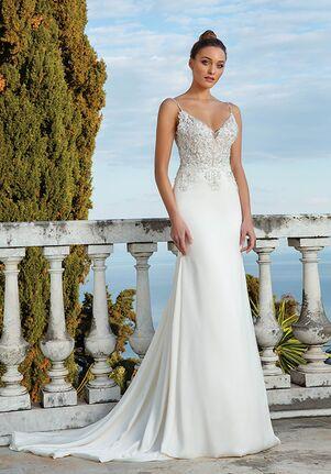 Justin Alexander 88119 Mermaid Wedding Dress