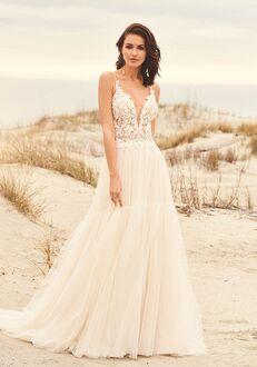 Lillian West 66105 A-Line Wedding Dress