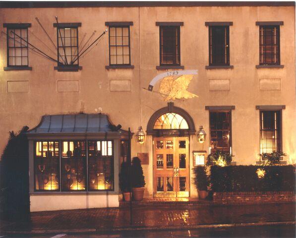 Restaurant washington dc