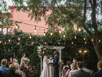 Wedding venue in in Baltimore, Maryland.