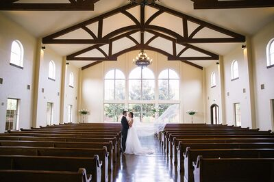 The Chapel at Ana Villa by Walters Wedding Estates